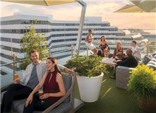 Grain Rooftop Lounge for Outdoor Ocassions