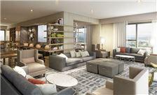 Hilton Norfolk The Main - Executive Lounge