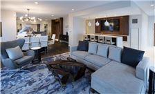 Hilton Norfolk The Main - Presidential Suite Living Room