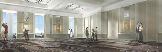 Function Rooms & Floor Plans of Norfolk, Virginia
