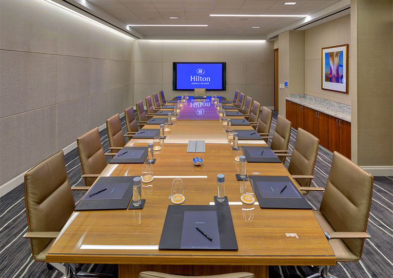 Hilton Norfolk The Main - Small Meetings Offer