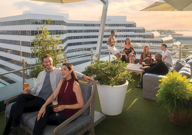 Grain- A Rooftop Lounge