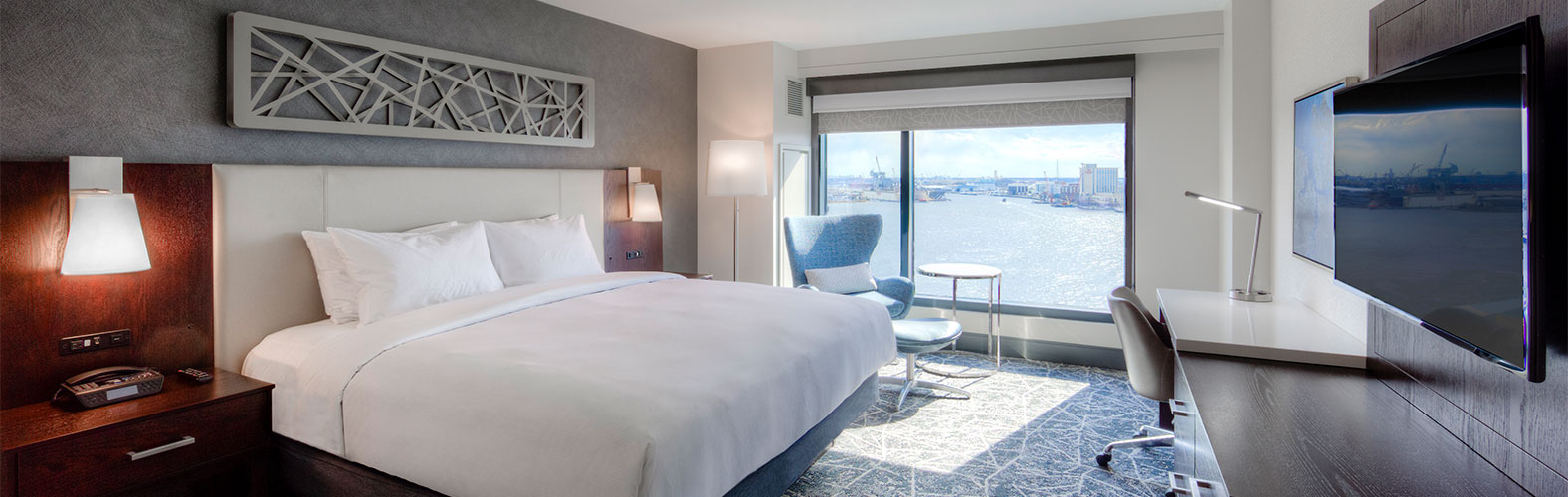 Superior Level of Hilton Norfolk the Main virginia