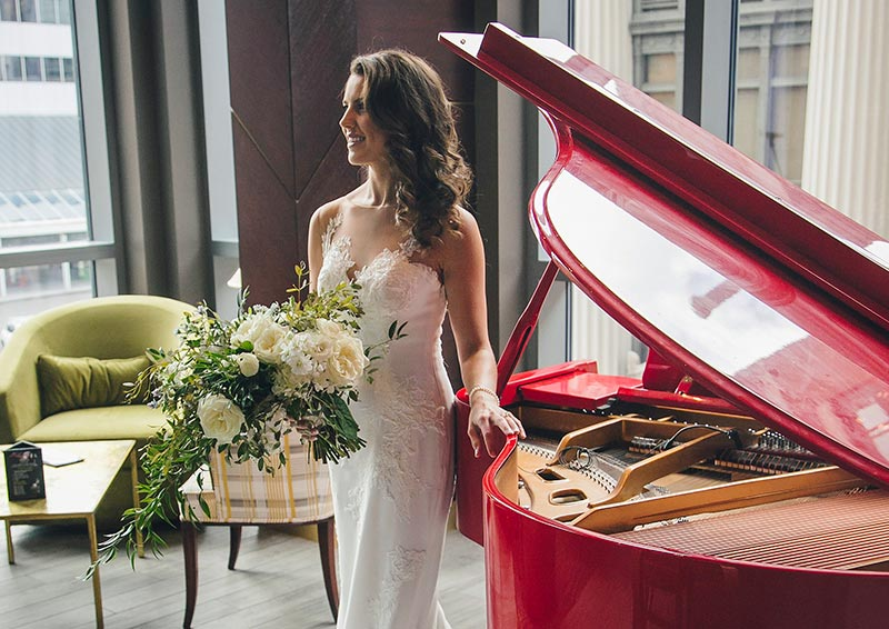 Common Questions From Our Brides